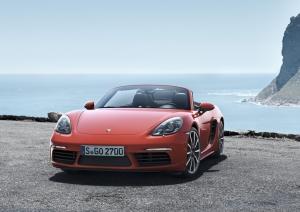 Porsche,Boxster,S,2016,nouveau,new,718,2.0,2.5,turbo,4,cylindres,300,350,ch,prix,belgique,offre,achat