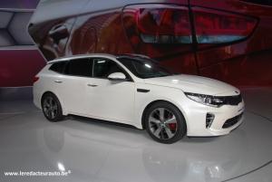 Kia,Salon,Genève,nouveautés,Niro,hybride,SUV,compact,SW,break,Optima,new,