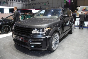 Salon,Genève,2016,Startech,Range Rover,Bentley,tuning, préparation,new,