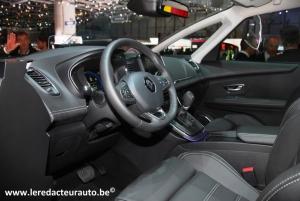 Renault,Scenic,new,nouveau,quatrième,génération,salon,Genève,2016,dCi,TcE,essence,diesel