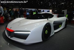 Pinifarina,H2,speed,prototype,concept,hydrogène,supercar,production,limitée,Green GT,500 ch