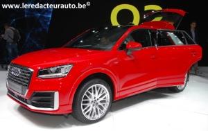 Audi,Q2,salon,Genève,nouveauté,SUV,compact,TDI,TFSI,essence,diesel,automne,concession,quattro,