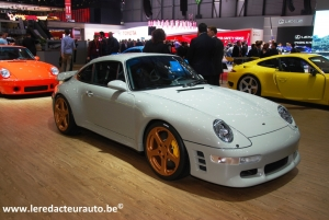 Ruf,salon,Genève,2016,porsche,911,CTR2,CTR3,Turbo,R-Limited,SCR,RTR,narrow,Ultimate,