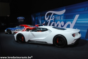Ford,salon,Genève,2016,Vignale,Kuga,Edge,S-Max,Fiesta,ST200,GT,LM,Mans,endurance
