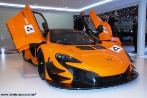 Salon,Genève,2016,Mc Laren,GT,570,Sport,Series,anglaise,uk,confort,3.8,V8,biturbo,200.000,euros,prix