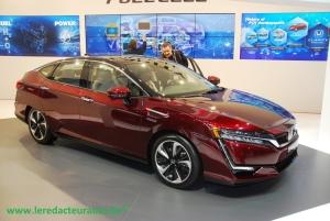 Honda,Salon,Genève,2016,Civic,hatchback,2017,concept,futur,1.0,3 cylindres,berline,hydrogène,clarity,europe,commercialisation