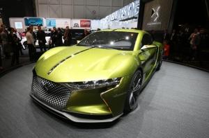 DS,Salon,Genève,2016,nouveauté,concept,new,prototype,design,électriques,400,ch,516,Nm,coupé,