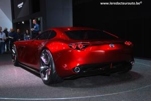 Mazda,RX-9,coupé,concept,style,étude,2016,salon,Genève,japon,rotatif