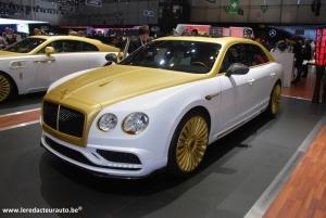 Mansory,Salon,Genève,2016,Ferrari,4XX,Siracusa,AMG,GT,Rolls Royce,Wraith,or,24 carats,palm edition,999