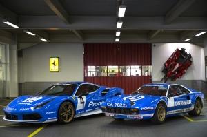 Ferrari,Pioneer,tour,auto,paris,Pozzi,488,GTB,tailor made,unique,modèle,personnalisé,italie,2016