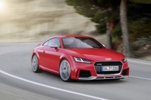 audi,TT,RS,coupé,roadster,nouveaux,new,allemands,5,cylindres,400,ch,4wd,quattro,automne,2016,lancement