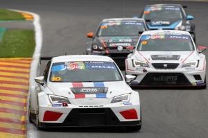 TCR,Benelux,première,francorchamps,Seat,Volkswagen,Honda,Opel,Monteiro,Coronel,Radermecker
