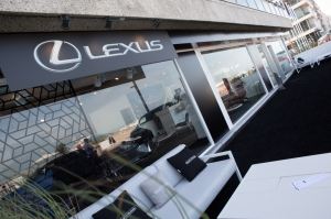 Lexus,experience,lounge,zoute,Knokke-Heist,chocolatier,M,fête,nationale,21,juillet,2016,mer,maenhout,japon,design,award