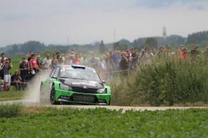 Championnat,Belgique,Rallyes,Omloop,Vlaanderen,Roulers,Princen,Peugeot,208,R5,Verschueren,Skoda,Fabia,Debackere,Ten Brinke,wevers,