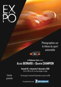 expo,photos,Liège,alexis,bernard,quentin,champion,Michelin,