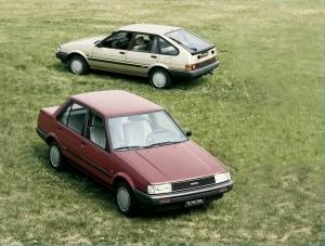 Toyota,Corolla,50 ans,anniversaire,japon,1966,berline,classique,break,
