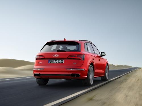 Audi,SQ5,2017,nouveau,new,V6,essence,TFSI,3.0,quattro,354 ch,500 Nm,été,lancement,belgique