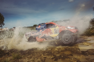 Dakar,2017,rallye-raid,amérique,sud,Toyota,Hilux,Al-Attiyah,Overdrive,Ford,Ranger