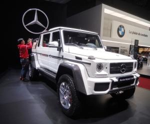 Salon,Genève,Tour,marques,2017,nouveautés,KIA,Lamborghini,Mazda,Mercedes,Monteverdi,Morgan