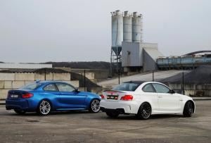 BMW,M2,1M,match,rencontre,test,essai,double,allemande,6 cylindres,nouvelle,ancienne,moderne,biturbo,coupé,sportif,