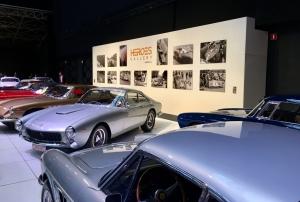 expo,ferrari,70,ans,anniversaire,bruxelles,musée,cinquantenaire,autoworld,GTO,F40,GTC4Lusso,garage,francorchamps,Conciso,Michalak,Sergio,pininfarina,