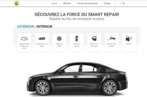 carrosserie,réparations,smartrepair,az partner,belgique,reseau,technique,nouvelle,new,
