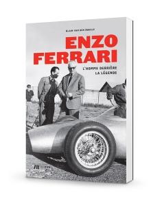livre,littérature,récit,histoire,industrie,automobila,eEnzo,Ferrari,Luc,Pire,éditions,bruxelles,alain,van den abeele,homme,légende,critique