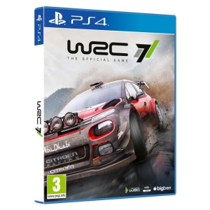 test,essai,jeu,PS4,game,player,WRC7,simulation,rallye,kylotonn,licence,officielle,
