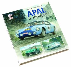 Apal,le défi liégeois,livre,librairie,littérature,claude,yvens,christophe,gaascht,250 photos,1959,