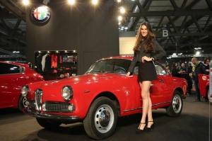Milano,autoclassica,2017,Ferrari,Fiat,500,anniversaire,Maserati,Alfa,BMW,bourse,exposition,foire,automobilia,italia,