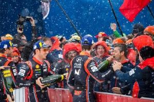 WRC,rallye,championnat,monde,suède,deuxième,manche,neuville,thierry,vainqueur,victoire,belge,Hyundai,i30,WRC,neige,