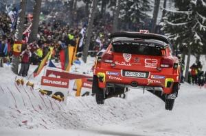 wrc,rallye,championnat,monde,suède,deuxième,manche,neuville,thierry,vainqueur,victoire,belge,hyundai,i30,neige
