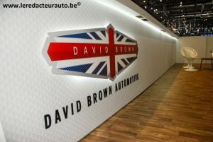 salon,genève,gims,2018,david,brown,mini,remastered,1959,new,look,85.000€,silverstone,speedback