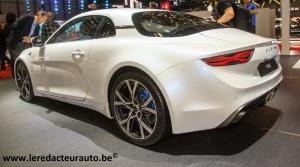 salon,Genève,2018,GIMS,motorshow,Alpine,nouveautés,A110,Pure,Légende,GT4,