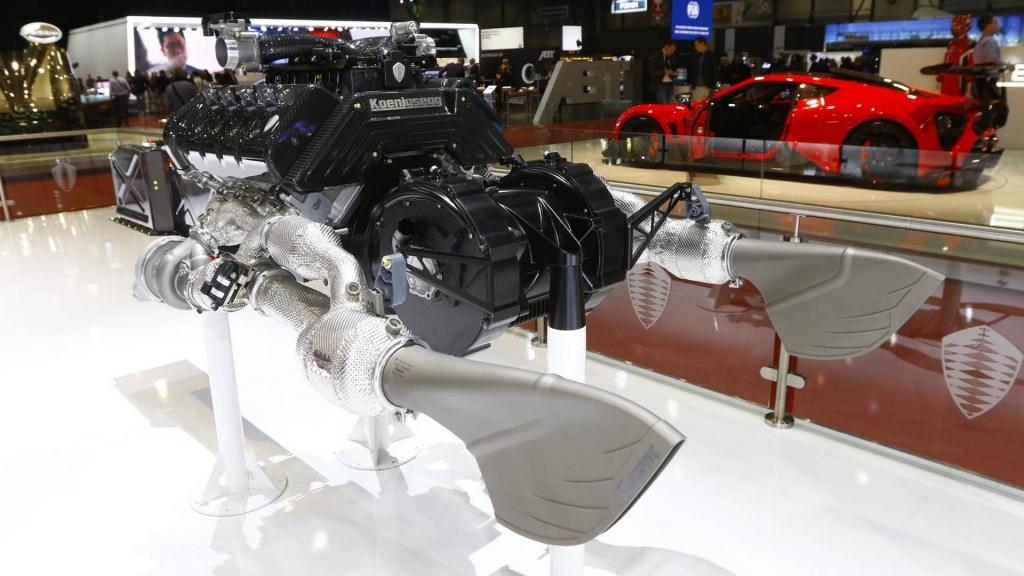 Salon De Genève Koenigsegg Le Rédacteur Auto
