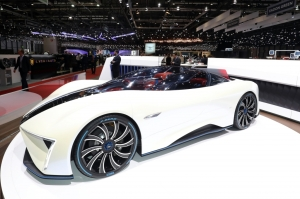 salon,Genève,GIMS,2018,techrules,marque,chinoise,Ren RS,1300ch,Giugiaro