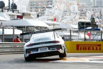 Porsche 911 GT3 Cup, Zaid Ashkanani (KWT), Porsche Mobil 1 Supercup, Monaco 2018