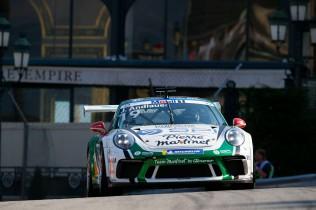 Porsche 911 GT3 Cup, Julien Andlauer (F), Porsche Mobil 1 Supercup, Monaco 2018