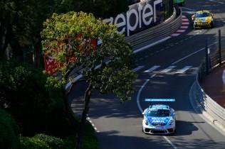 #4 Josh Webster (GB, Momo Megatron Lechner Racing), Porsche Mobil 1 Supercup, Monaco 2018