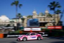 Porsche 911 GT3 Cup, Michael Ammermüller (D), Porsche Mobil 1 Supercup, Monaco 2018