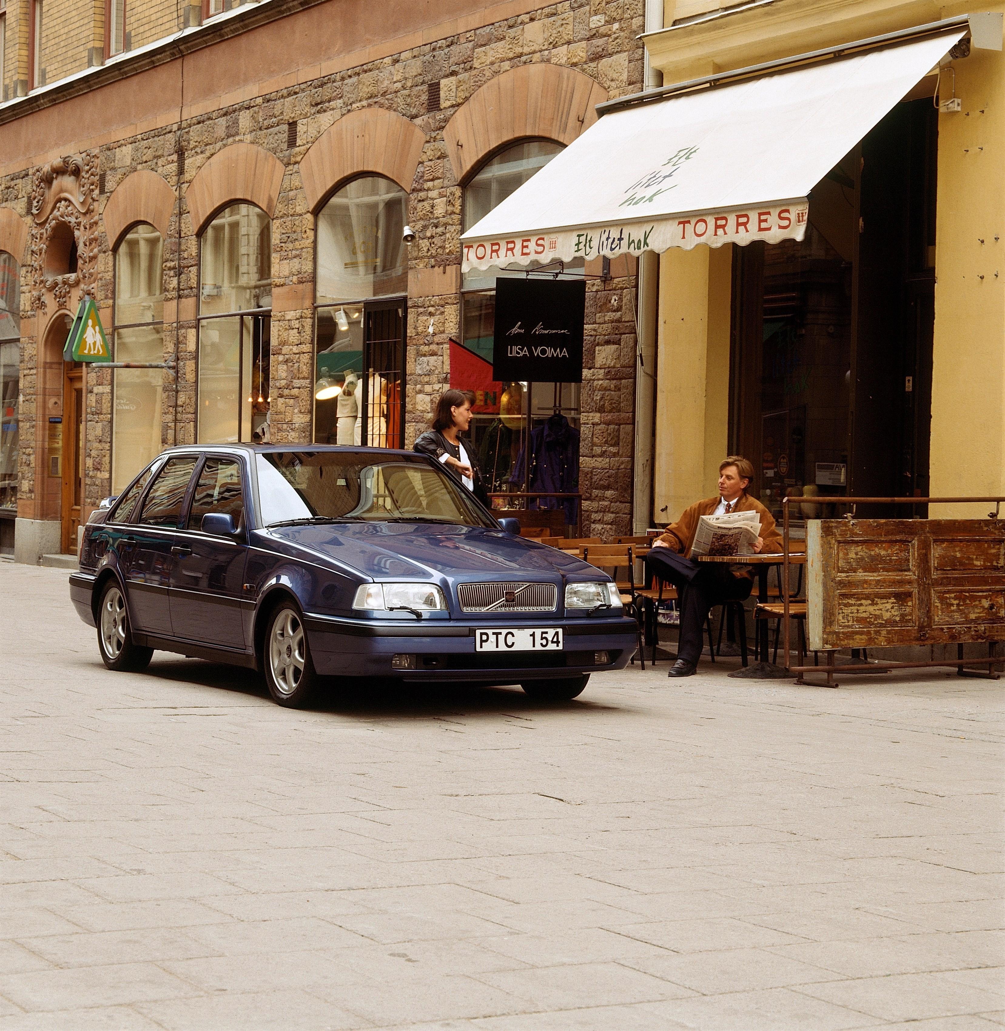 Volvo 440 celebrates its 30th anniversary