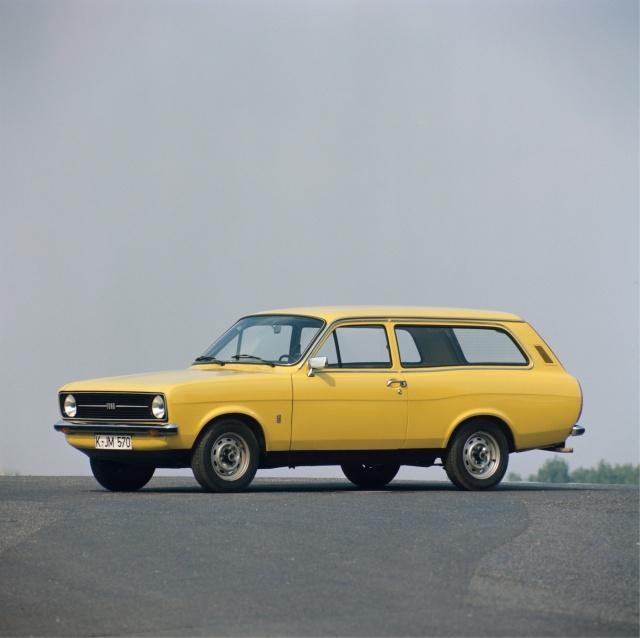 Ford Escort (II) Turnier, 1975