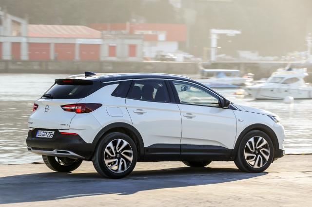 2018 Opel Grandland X Ultimate