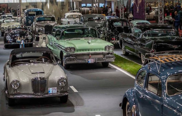 InterClassics Brussel 2018