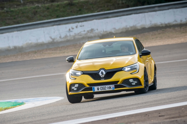 Mégane R.S. International Launch - Jerez - Andy Morgan - January 2018 (87)