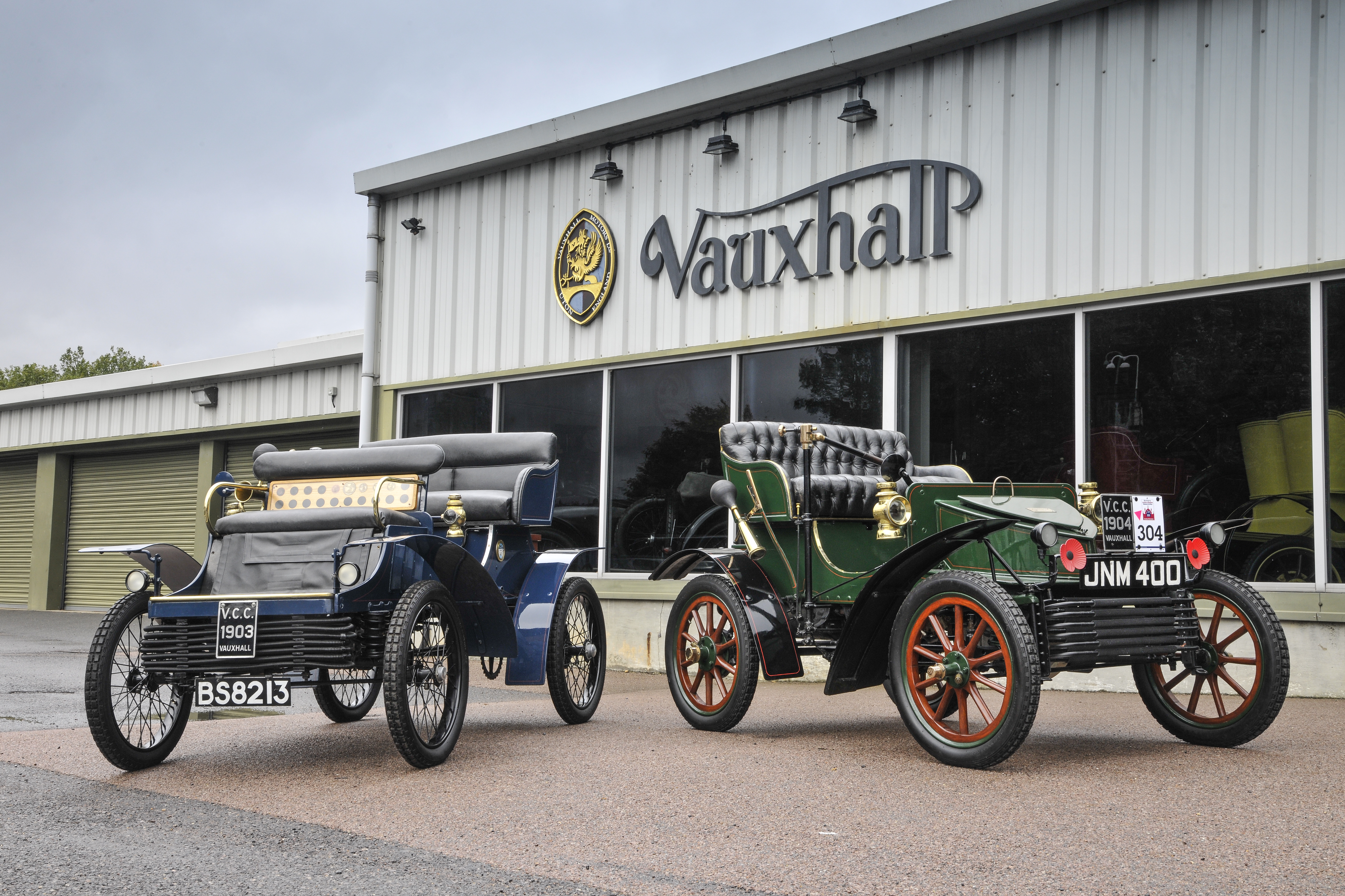 3. Vauxhall Heritage Collection