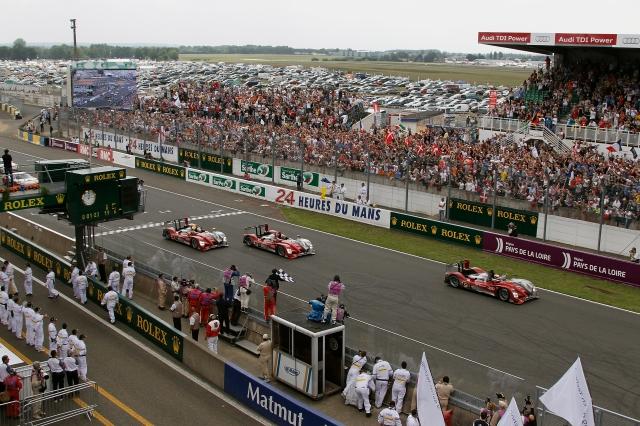 24h Le Mans 2010