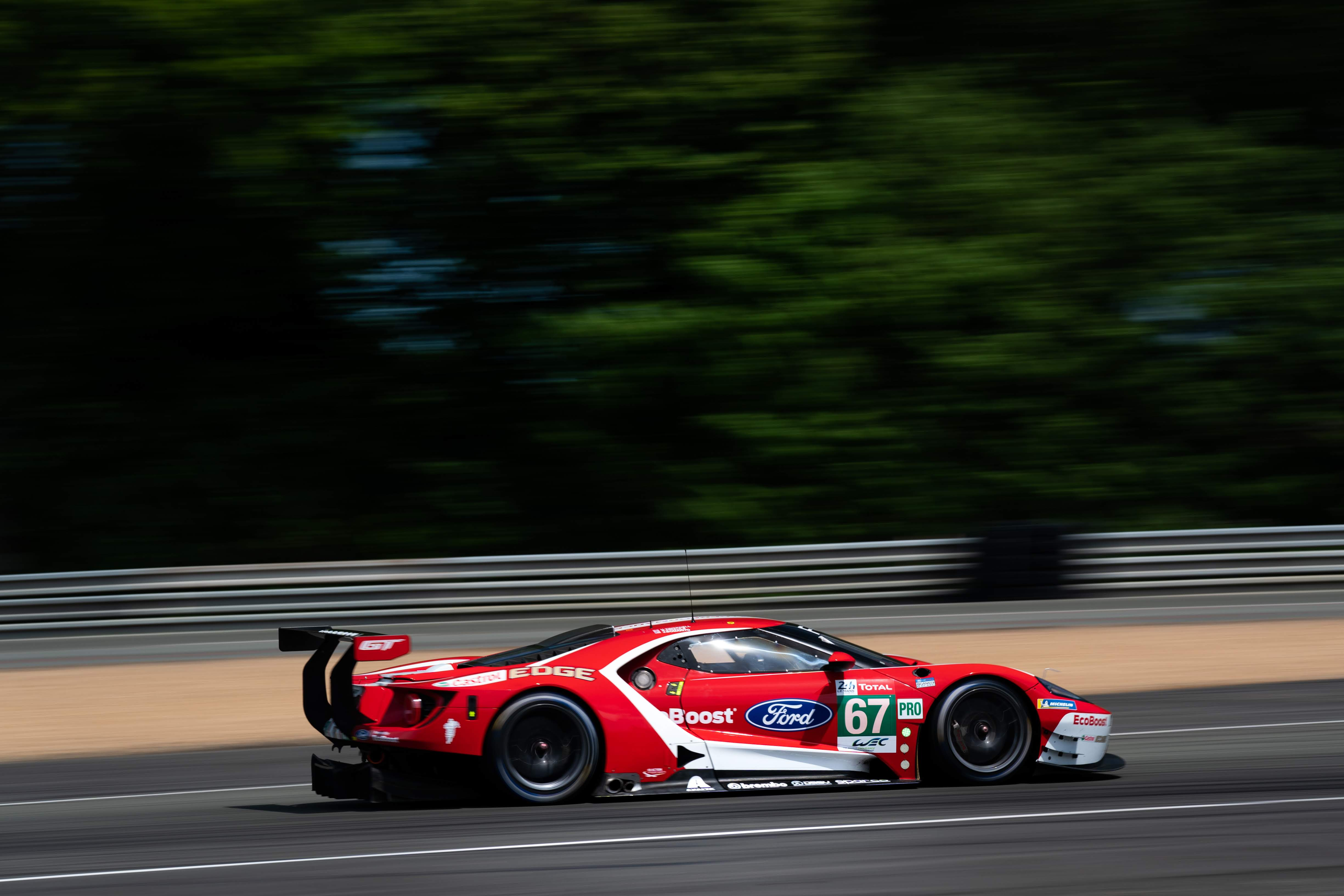 67 Ford GT - Le Mans Test 2019