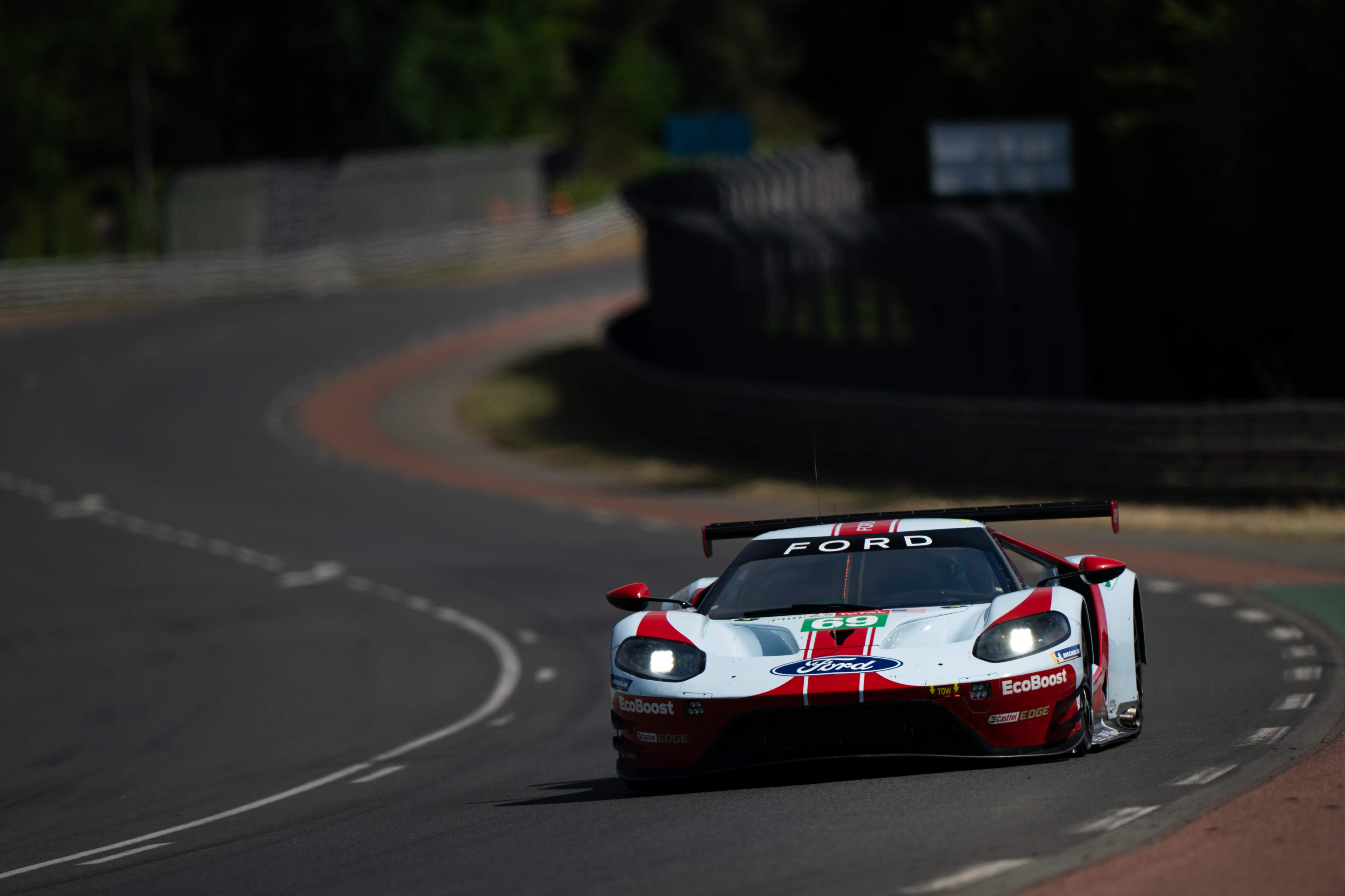 69 Ford GT - Le Mans Test 2019