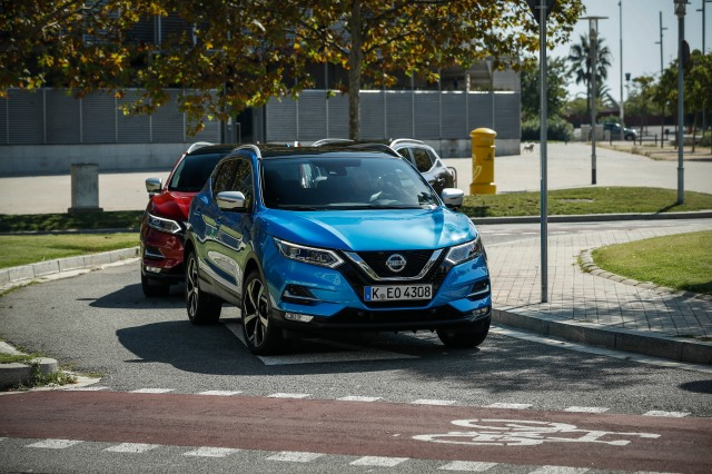 QASHQAI - New HR13 Engine - Dynamic 2-source